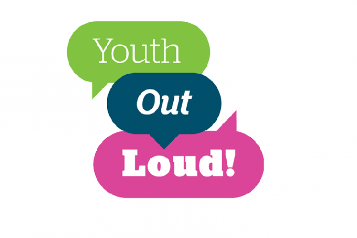 Youth Out Loud! logo