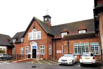 Teddington Memorial Hospital