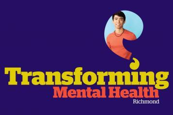 transforming mental health logo